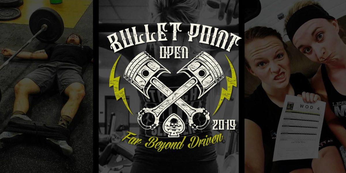 Jan 19 Bullet Point