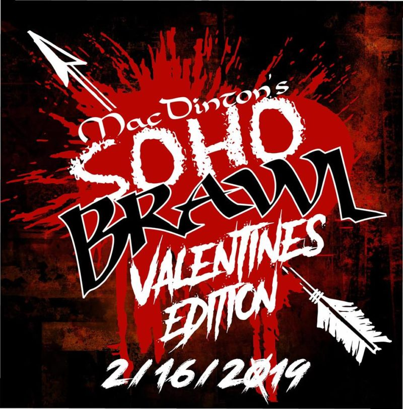 Feb 2 Soho Valentine