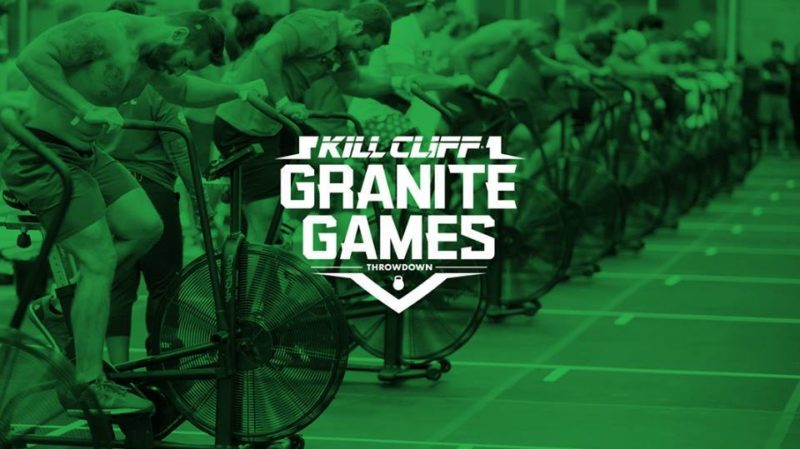 Jan 12 Granite Games Throwdown SYR CrossFit