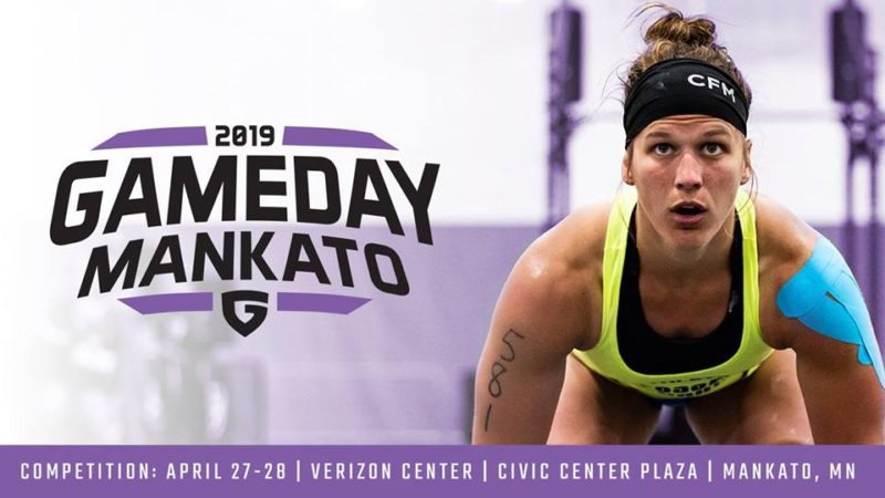 Apr 27-28 GameDay Mankato 2019