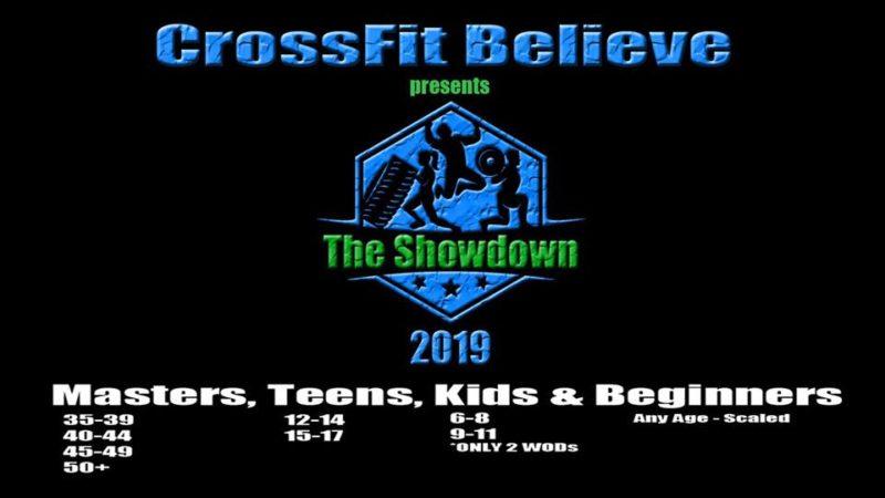 Apr 6 The 4th Annual Showdown