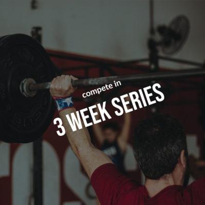 3 Week Series