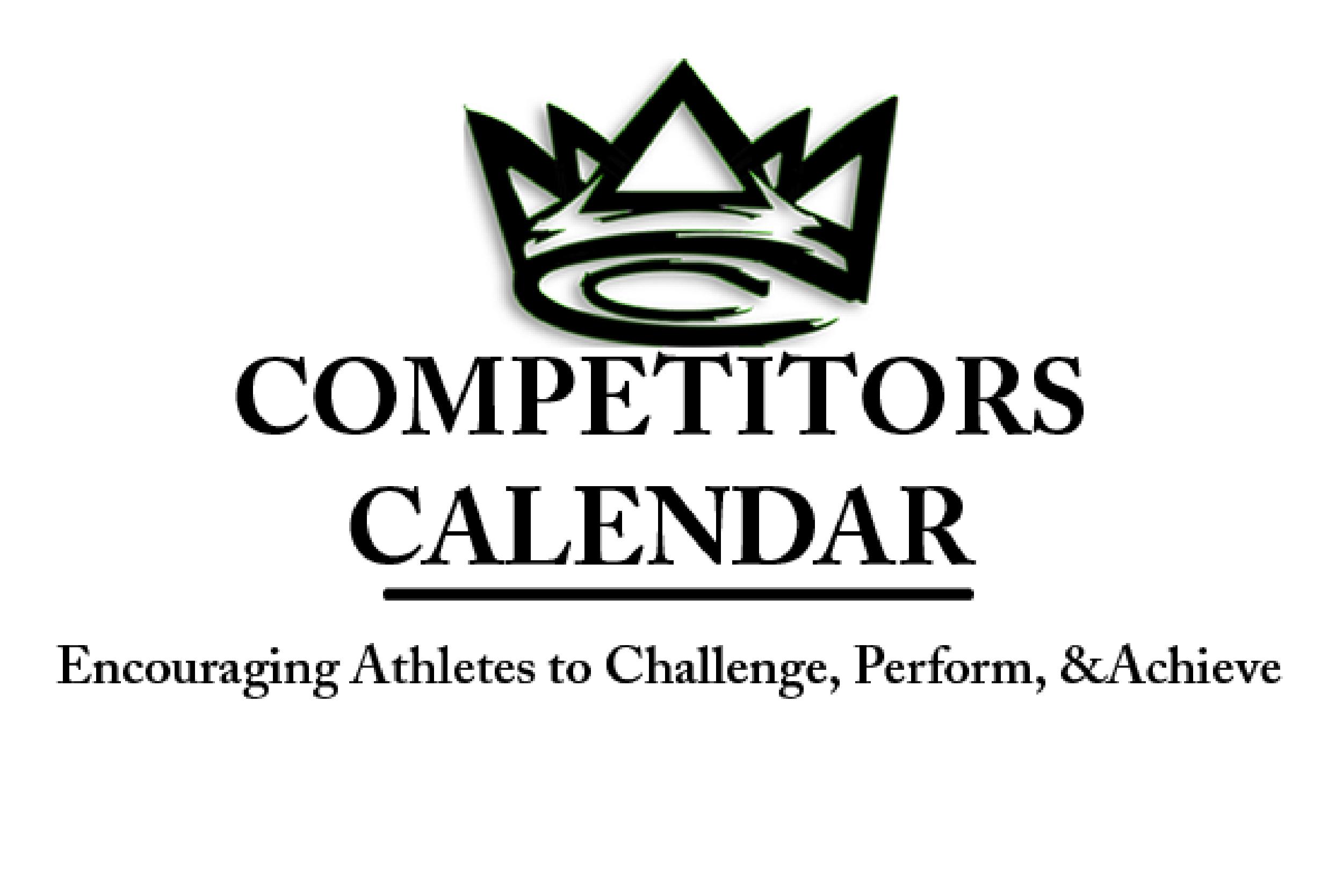 Competitors Calendar