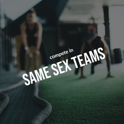 Same Sex Teams